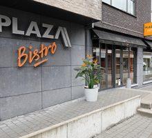 Plaza Bistro Buiten voorzijde 1
